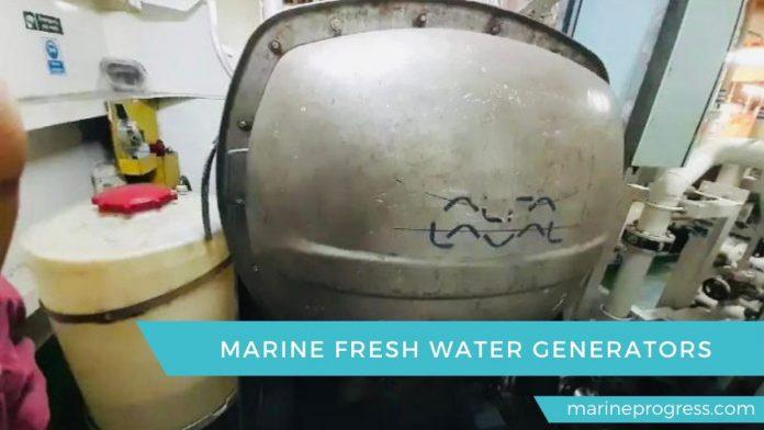 Plate type Fresh Water Generator-marineprogress.com