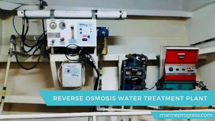 reverse osmosis plant-marineprogress