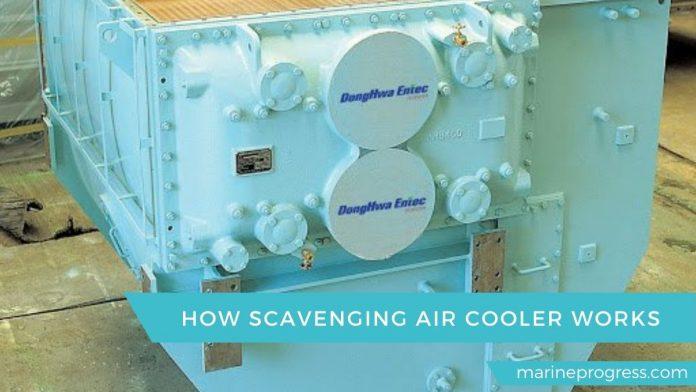 Scavenging Air Cooler-marineprogress